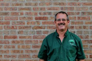 A picture of Ed Ritzema, Owner & Operator of 4 Seasons Arbor Service.